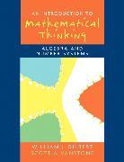 Cover-Bild zu Introduction to Mathematical Thinking von Gilbert, Will J.
