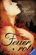 Cover-Bild zu Feuerrot von Blazon, Nina