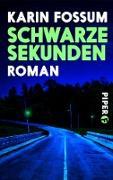 Cover-Bild zu Schwarze Sekunden (eBook) von Fossum, Karin
