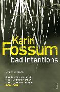 Cover-Bild zu Bad Intentions (eBook) von Fossum, Karin
