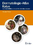 Cover-Bild zu Dermatologie-Atlas Katze (eBook) von Peters, Stefanie