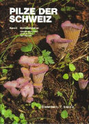 Cover-Bild zu Breitenbach, Josef: Pilze der Schweiz 02. Nichtblätterpilze. Heterobasidiomycetes, Aphyllophorales, Gastromycetes
