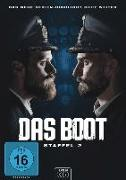 Cover-Bild zu Das Boot - Staffel 2 von Andreas Prochaska (Reg.)