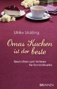Cover-Bild zu Omas Kuchen ist der beste von Strätling, Ulrike