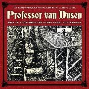 Cover-Bild zu Professor van Dusen, Die neuen Fälle, Fall 12: Professor van Dusen fährt Achterbahn (Audio Download) von Freund, Marc