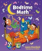 Cover-Bild zu Overdeck, Laura: Bedtime Math: This Time It's Personal: This Time It's Personal