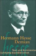Cover-Bild zu Hesse, Hermann: Demian