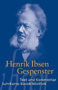 Cover-Bild zu Ibsen, Henrik: Gespenster