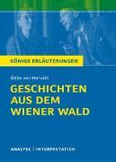 Cover-Bild zu Horváth, Ödön von: Geschichten aus dem Wiener Wald von Ödön von Horváth