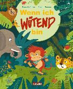 Cover-Bild zu Neßhöver, Nanna: Wenn ich wütend bin (eBook)