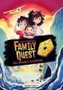 Cover-Bild zu Bleckmann, Daniel: Family Quest