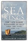 Cover-Bild zu McDonald, R. Andrew: The Sea kings (eBook)