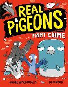 Cover-Bild zu McDonald, Andrew: Real Pigeons Fight Crime (Book 1)