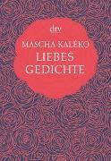 Cover-Bild zu Liebesgedichte von Kaléko, Mascha