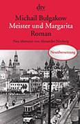 Cover-Bild zu Meister und Margarita von Bulgakow, Michail