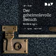 Cover-Bild zu Der geheimnisvolle Besuch. Erzählungen (Audio Download) von Twain, Mark
