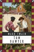 Cover-Bild zu Tom Sawyers Abenteuer (eBook) von Twain, Mark