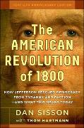 Cover-Bild zu Sisson, Dan: The American Revolution of 1800