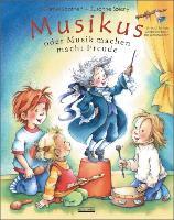 Cover-Bild zu Spathelf, Bärbel: Musikus