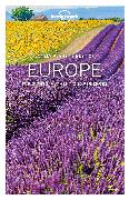 Cover-Bild zu Averbuck, Alexis: Lonely Planet Best of Europe