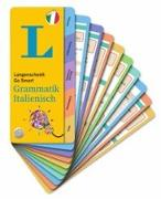 Cover-Bild zu Langenscheidt Go Smart Grammatik Italienisch - Fächer von Langenscheidt, Redaktion (Hrsg.)