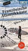Cover-Bild zu Simon, Klaus: DuMont direkt Reiseführer Französische Atlantikküste. 1:500'000