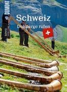 Cover-Bild zu Simon, Klaus: DuMont BILDATLAS Schweiz (eBook)
