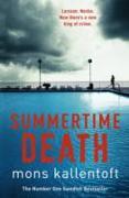 Cover-Bild zu Kallentoft, Mons: Summertime Death (eBook)