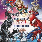Cover-Bild zu Meine liebsten Marvel-Geschichten (eBook) von Diverse