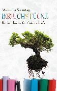Cover-Bild zu B(r)uchstücke (eBook) von Sonntag, Manuela