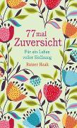 Cover-Bild zu 77 mal Zuversicht von Haak, Rainer
