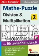 Cover-Bild zu Mathe-Puzzle ... für zwischendurch / Band 2 (eBook) von Schmidt, Hans-J.