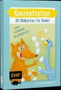 Cover-Bild zu Konzentration - 30 Bildkarten für Kinder im Kindergarten- und Vorschulalter von Pichler, Sandra