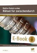 Cover-Bild zu Mathe-Codeknacker: Rätsel für zwischendurch 5/6 (eBook) von Wiswede, Marc