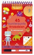 Cover-Bild zu Mein Ruckzuck-Rätselblock