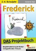 Cover-Bild zu Frederick - DAS Projektbuch von Vogt, Susanne