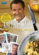 Cover-Bild zu Henze, Christian (Schausp.): Kartoffelsalat - Das DVD-Kochbuch