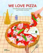 Cover-Bild zu Beretta, Elenia: We love Pizza