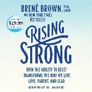 Cover-Bild zu Brown, Brené: Rising Strong