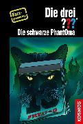 Cover-Bild zu Die drei ??? Die schwarze PhantOma (drei Fragezeichen) (eBook) von Erlhoff, Kari