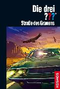 Cover-Bild zu Die drei ??? Straße des Grauens (drei Fragezeichen) (eBook) von Erlhoff, Kari