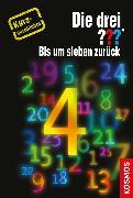 Cover-Bild zu Die drei ??? Bis um sieben zurück (drei Fragezeichen) (eBook) von Erlhoff, Kari