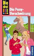 Cover-Bild zu Die drei !!!, Die Pony-Verschwörung (drei Ausrufezeichen) (eBook) von Erlhoff, Kari