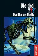Cover-Bild zu Die drei ???, Der Biss der Bestie (drei Fragezeichen) (eBook) von Erlhoff, Kari