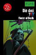 Cover-Bild zu PONS Die drei ??? Fragezeichen Master of Death (eBook) von Erlhoff, Kari