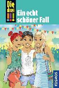 Cover-Bild zu Die drei !!!, 80, Ein echt schöner Fall (drei Ausrufezeichen) (eBook) von Erlhoff, Kari