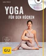 Cover-Bild zu Trökes, Anna: Yoga für den Rücken (mit DVD)