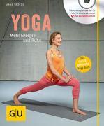 Cover-Bild zu Trökes, Anna: Yoga. Mehr Energie und Ruhe (mit CD)