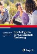 Cover-Bild zu Kohlmann, Carl (Hrsg.): Psychologie in der Gesundheitsförderung