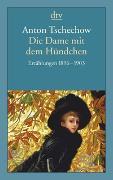 Cover-Bild zu Die Dame mit dem Hündchen von Tschechow, Anton